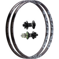 "DT Swiss Pro 4 on Arc 30mm MTB Wheelset:Black/Gray:29"":SRAM"