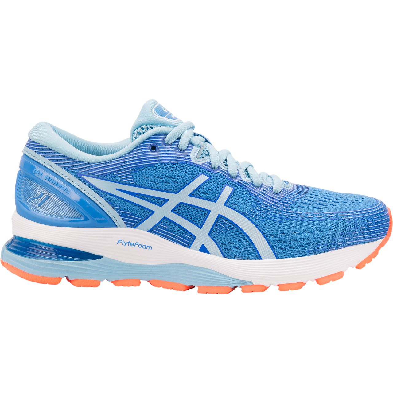 Asics Women's Gel-Nimbus 21 | Running shoes
