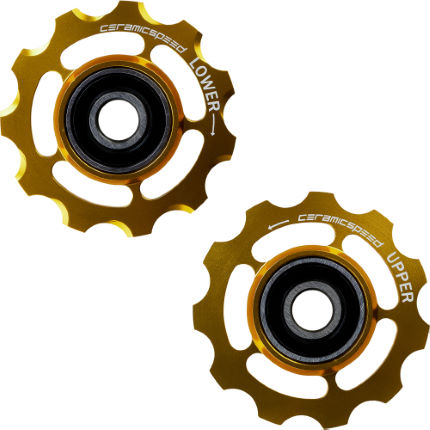 CeramicSpeed Oversized Pulley Wheels-Shimano