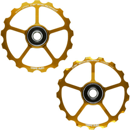 CeramicSpeed OSPW Pulley Wheels-17t Standard