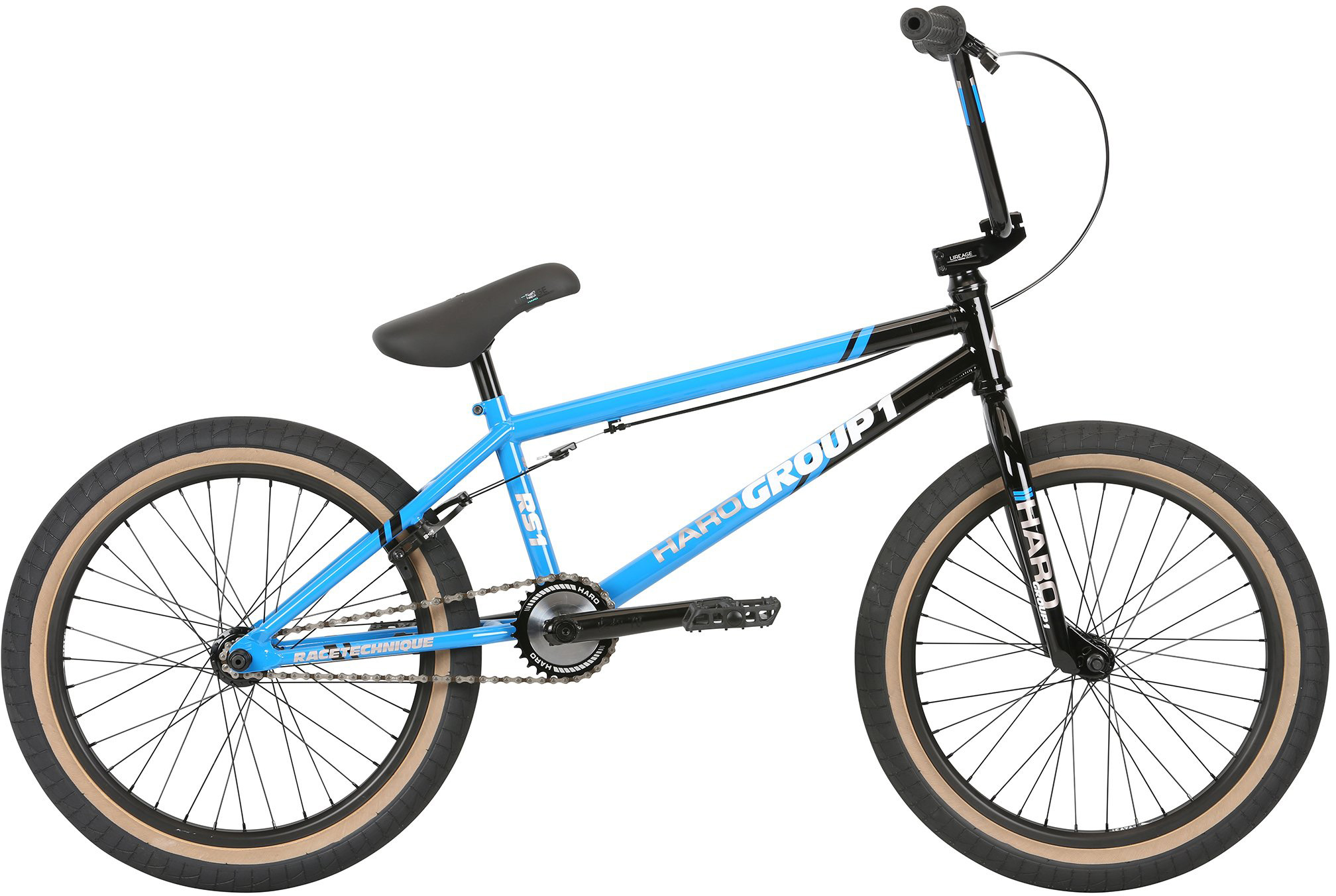 Haro Group 1 RS-1 Trails BMX Bike | BMX-cykler
