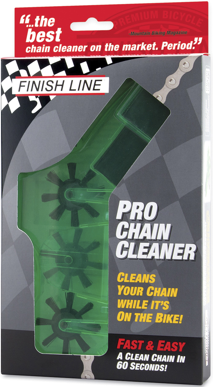 Finish Line Chain Cleaner Kit Solo | Chain clean