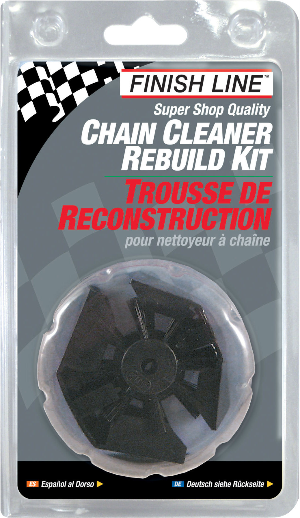 Finish Line Chain Cleaner Rebuild Kit | Chain clean