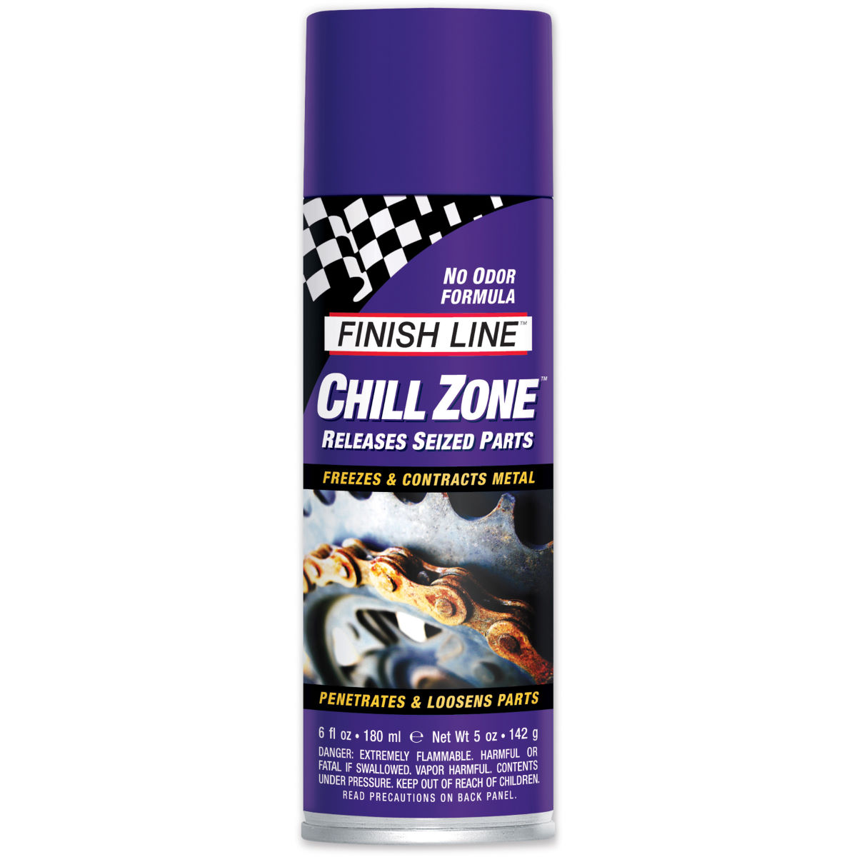 Finish Line Finish Line Chill Zone Cleaner   Lube