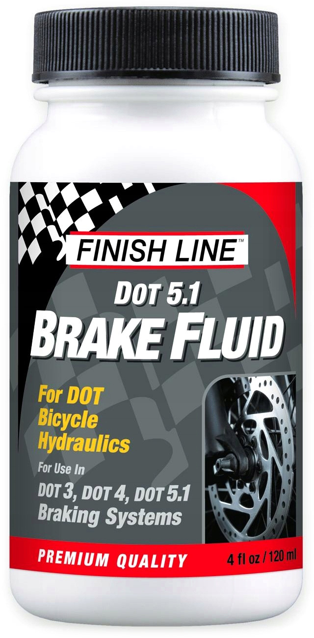 Finish Line DOT 5.1 Brake Fluid | polish_and_lubricant_component
