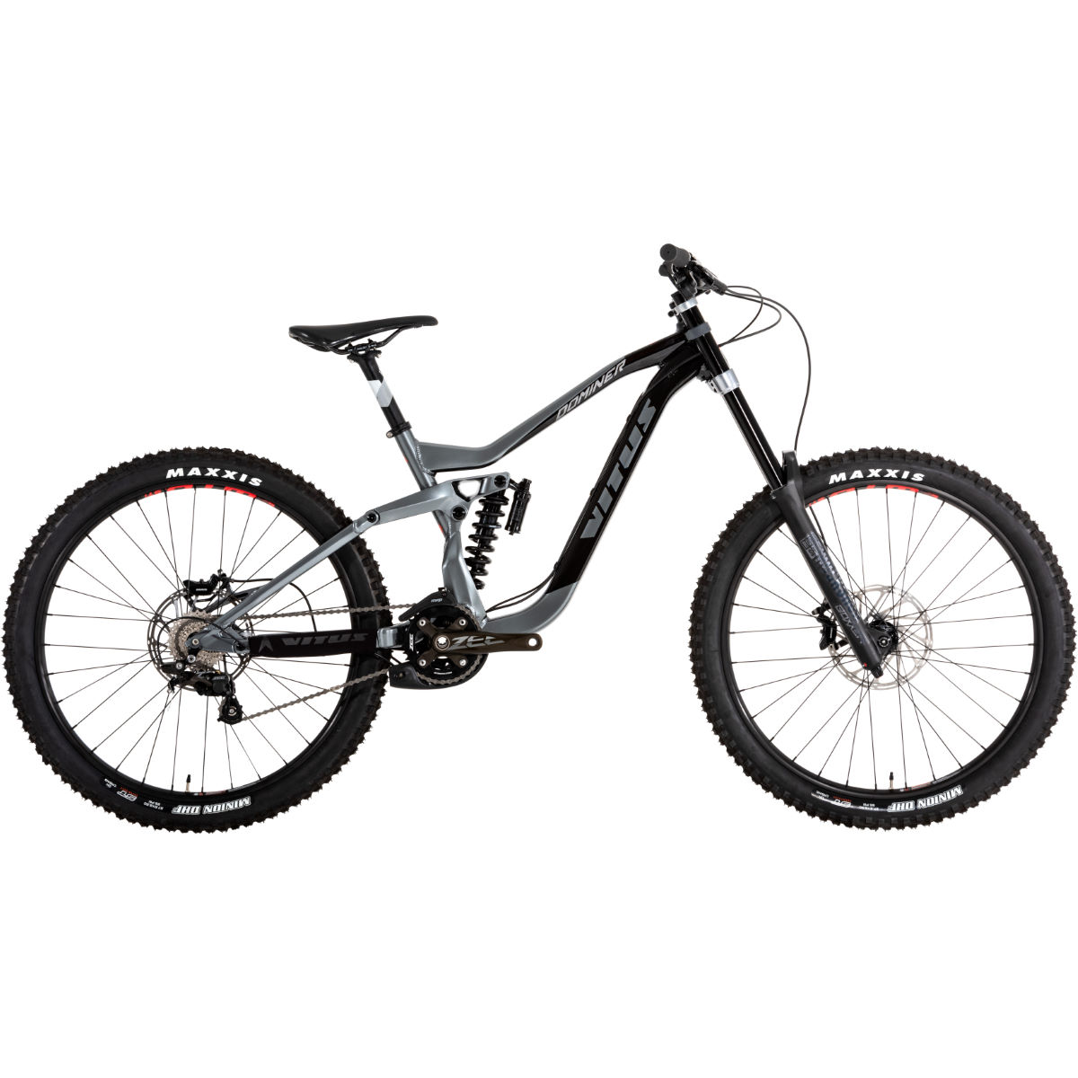 Vitus Dominer Downhill Mountain Bike (GX- 2019)   Full Suspension Mountain Bikes