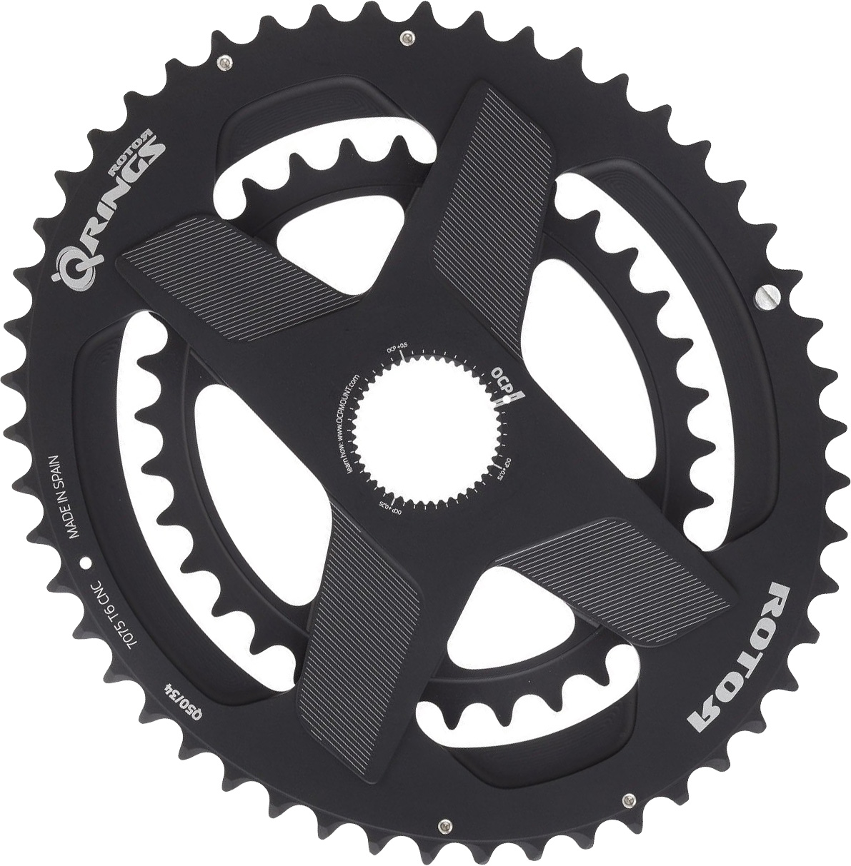 Rotor Q Rings DM Oval Chainrings | chainrings_component