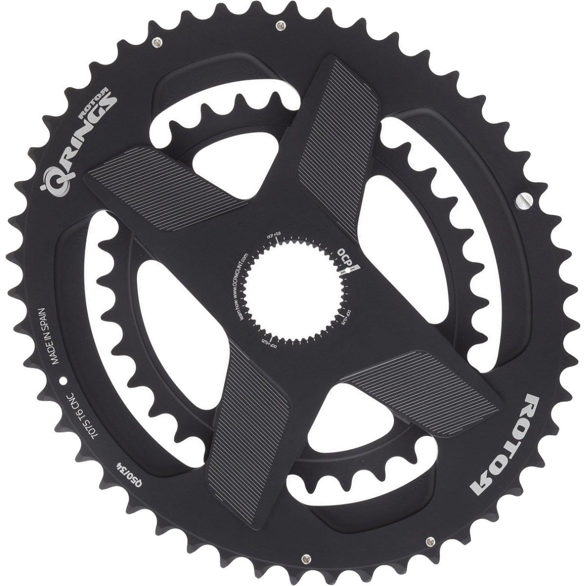 ComprarRotor Q Rings DM Oval Chainrings - Platos