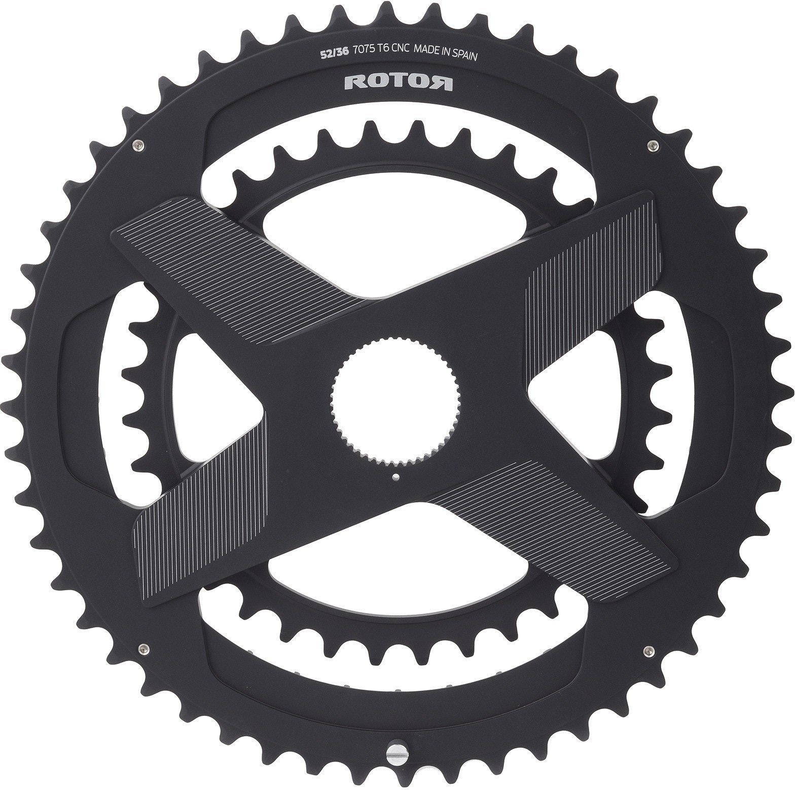 Rotor DM Round Chainring Outer | chainrings_component