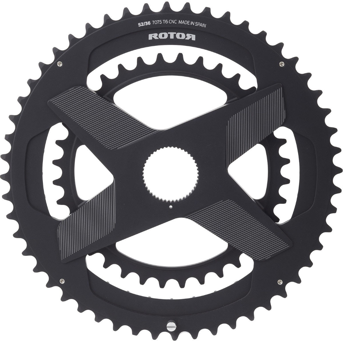 Rotor DM Round Chainring Outer - Platos