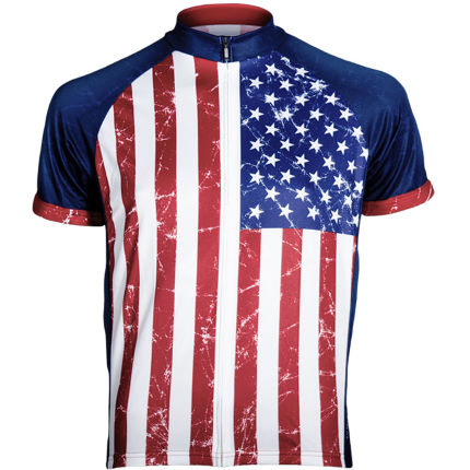 Primal Stars and Stripes Sport Cut Jersey