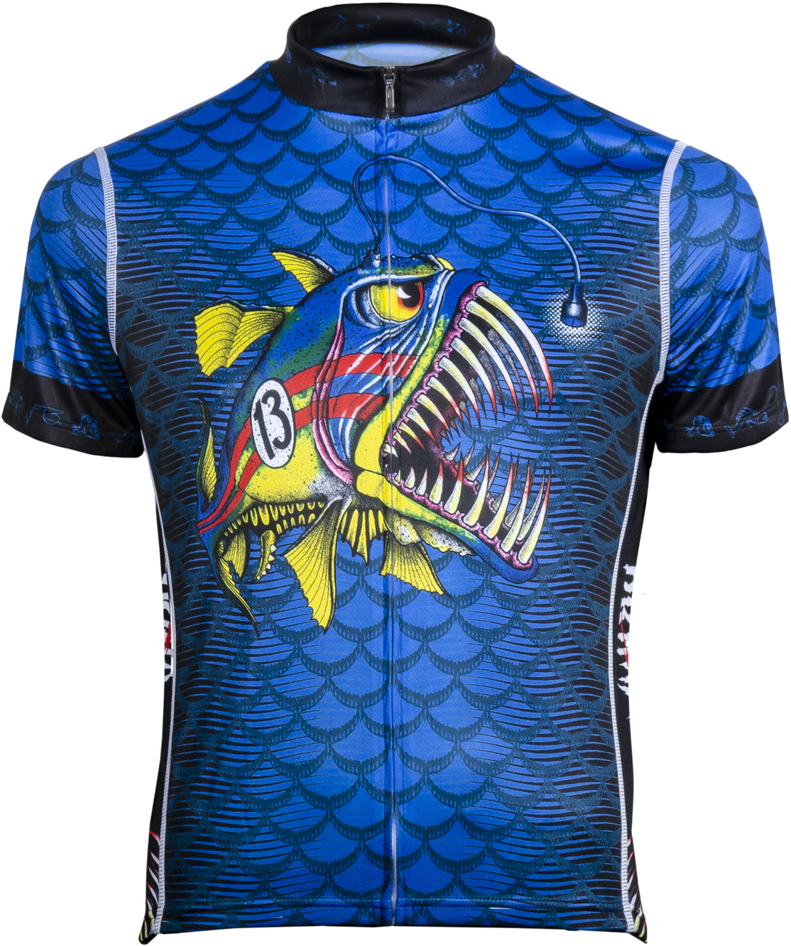 Primal Fishious Cycle Sport Cut Jersey | Trøjer