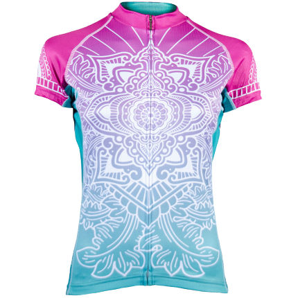 Primal Women's Serenity Evo Jersey Colorful