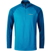Berghaus Tech Tee 2.0 Base Zip Long Sleeve