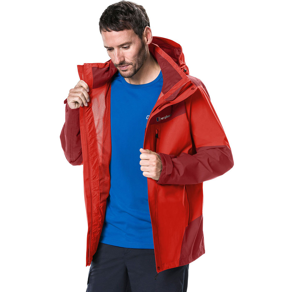 most popular good selling authorized site Wiggle Cycle To Work | Berghaus Arran Waterproof Jacket ...