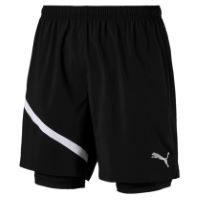 "Puma Ignite 2in1 7"" Run Short"