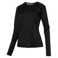 Puma Womens Long Sleeve Run Tee