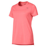 Puma Womens Short Sleeve Run Tee