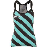 Bioracer Womens Vesper Tan Top Beach Zebra Jersey