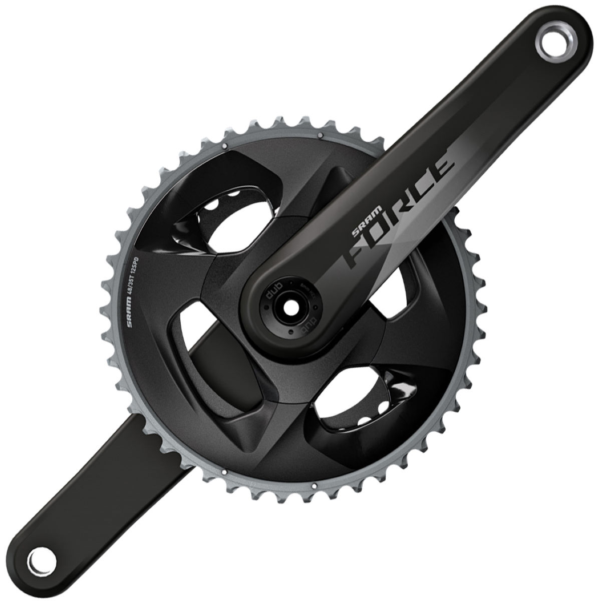 SRAM SRAM Force AXS DUB 12 Speed Crankset   Cranksets