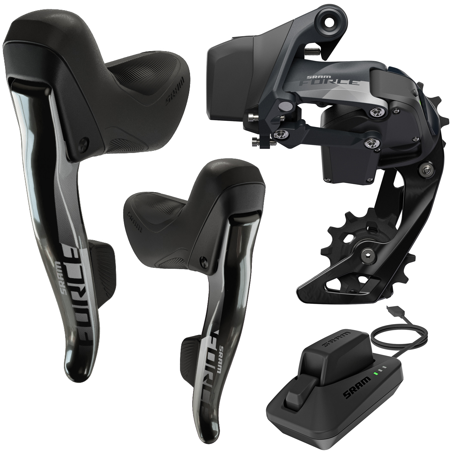 SRAM Force eTap AXS 1x 12Sp Groupset | Groupsets