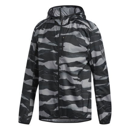 adidas Own The Run Wind Jacket Graphic
