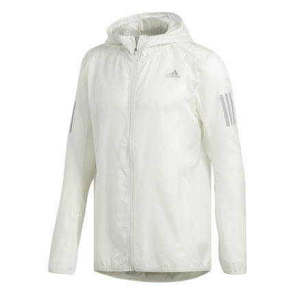 adidas Response Jacket (Raw White)