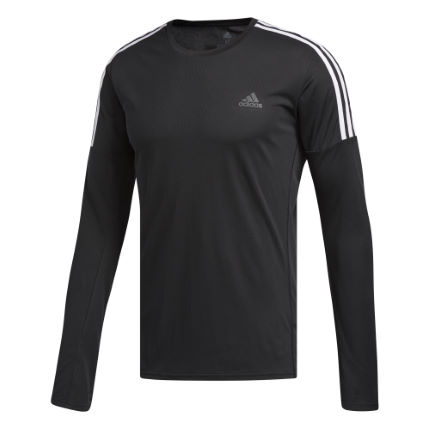adidas Run 3 Stripe LS