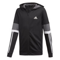 adidas Youth Equip Full Zipper Hoodie