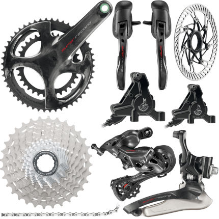 Campagnolo Super Record 12x Disc Groupset