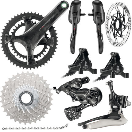 Campagnolo Record 12x Disc Groupset
