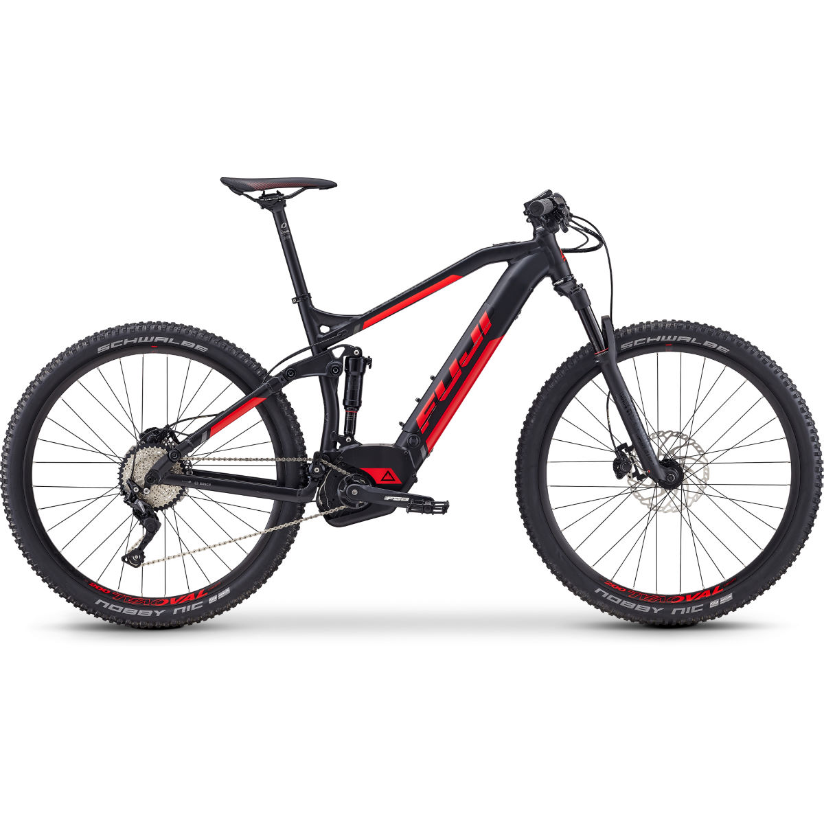Fuji Blackhill Evo 29 1.3 Intl E-Bike (2019)   Electric Mountain Bikes