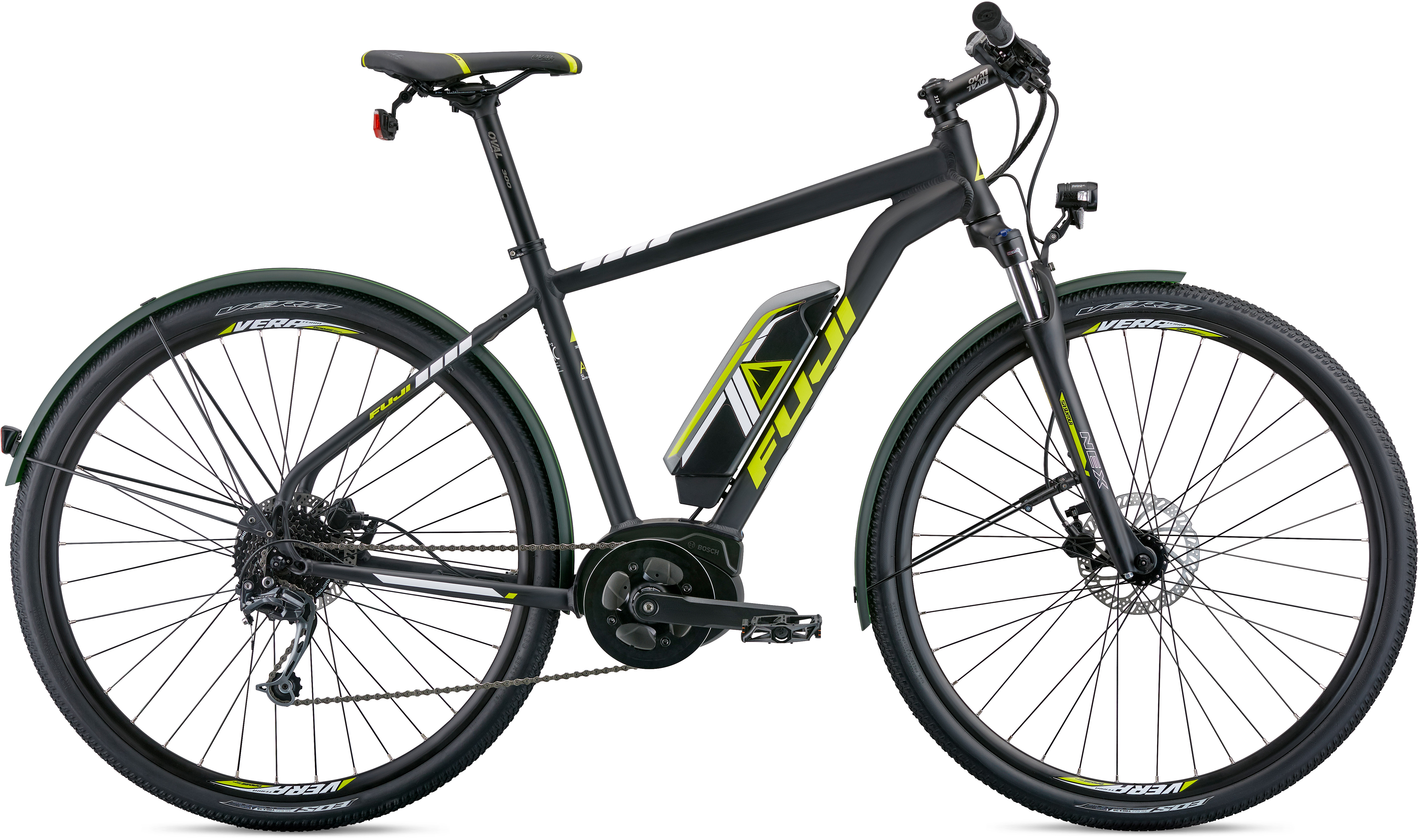 Fuji E-Traverse 1.3+ Intl E-Bike (2019) | City