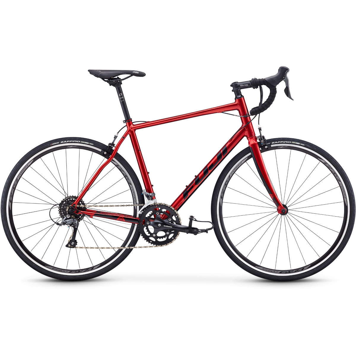 Fuji Sportif 2.3 Road Bike (2020) – 58cm Metallic Red | Road Bikes