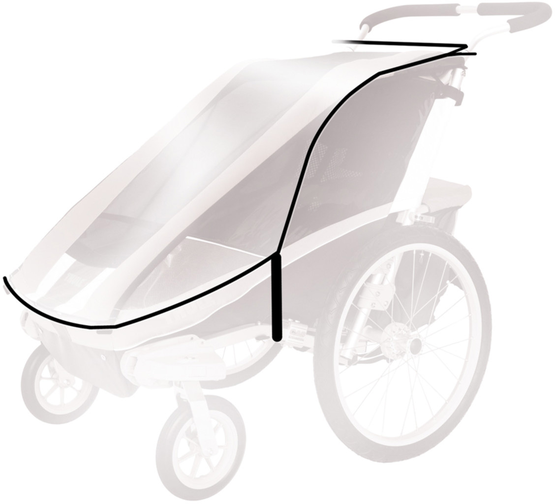 Thule Chariot Weather Cover | item_misc