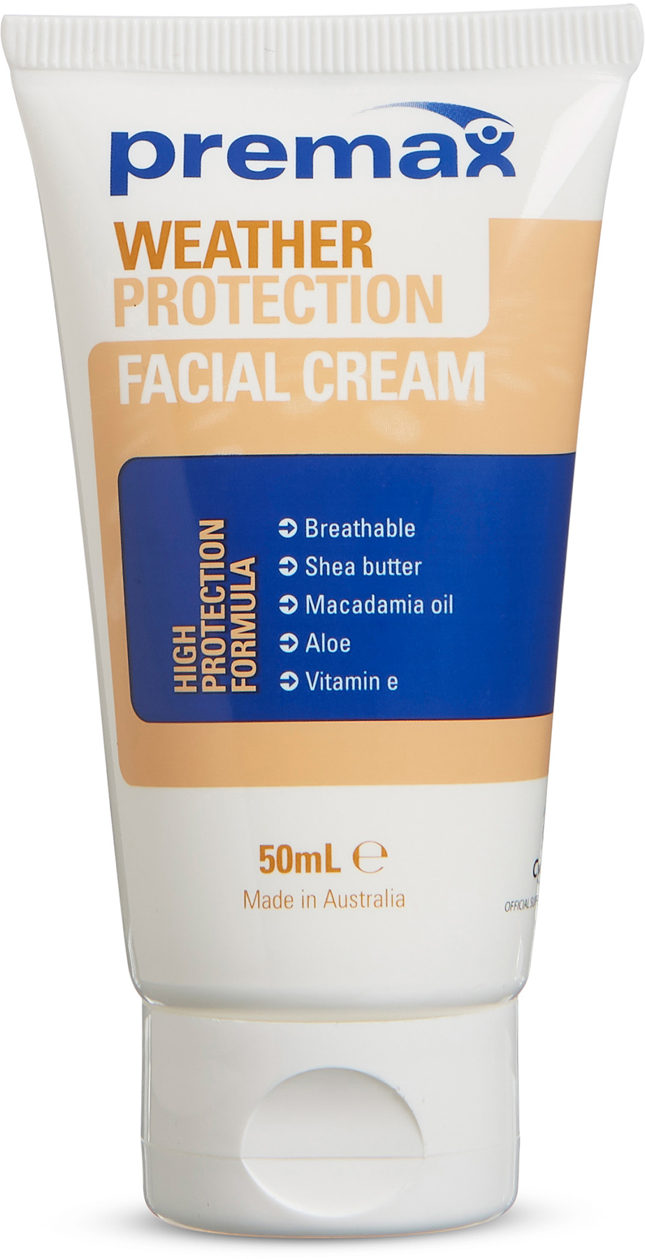 Premax Weather Protection Facial Cream (50ml) | Body maintenance