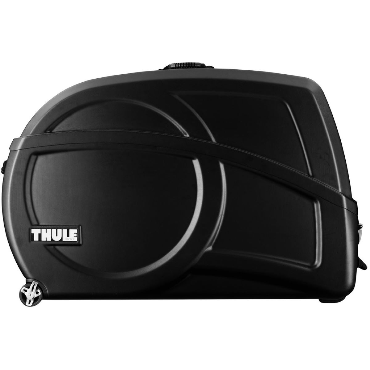 Thule RoundTrip Transition Hard Bike Case – Inc. Assembly Stand