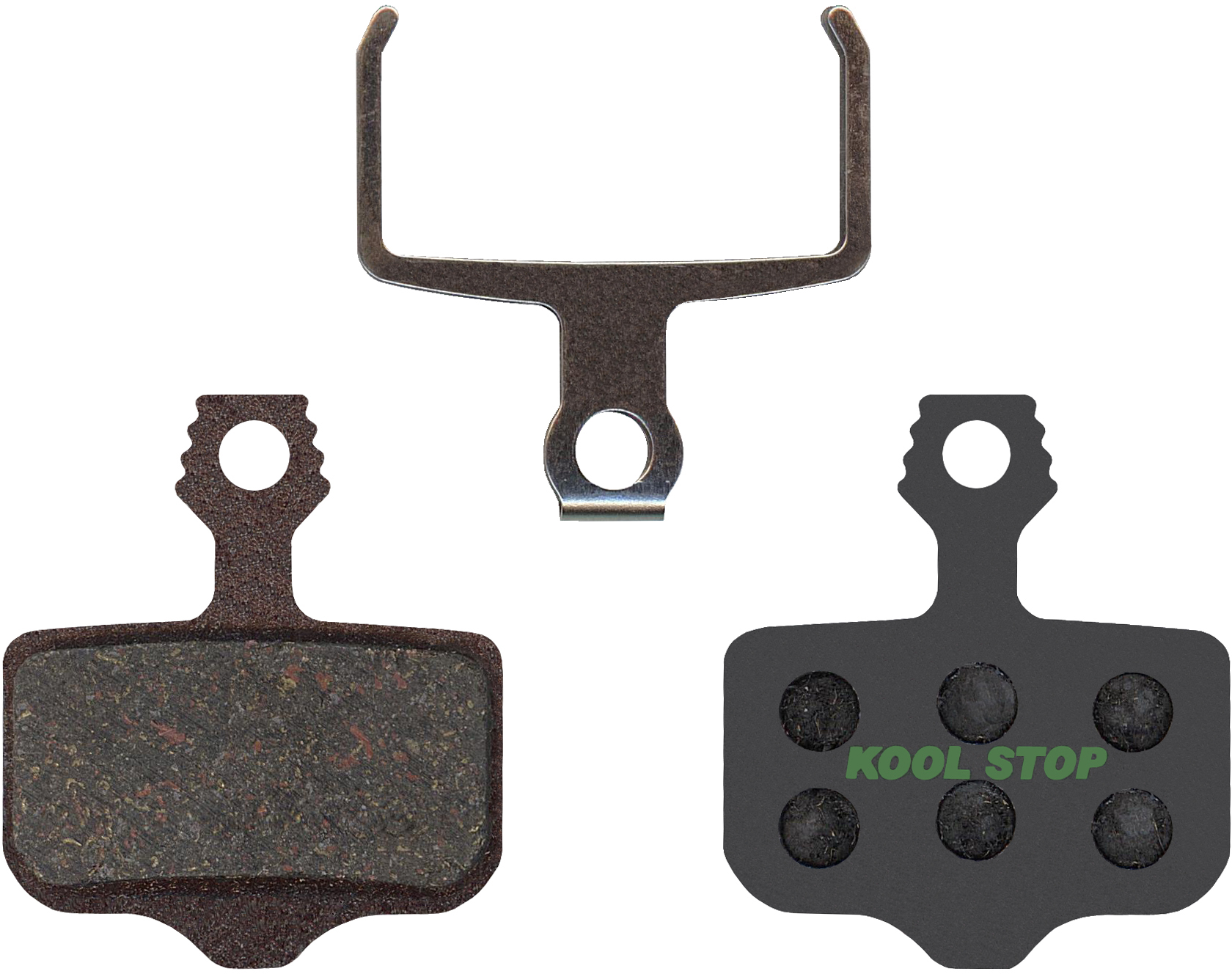 Kool Stop D296E Avid Elxir SRAM MTB XX for E-Bike | City-cykler