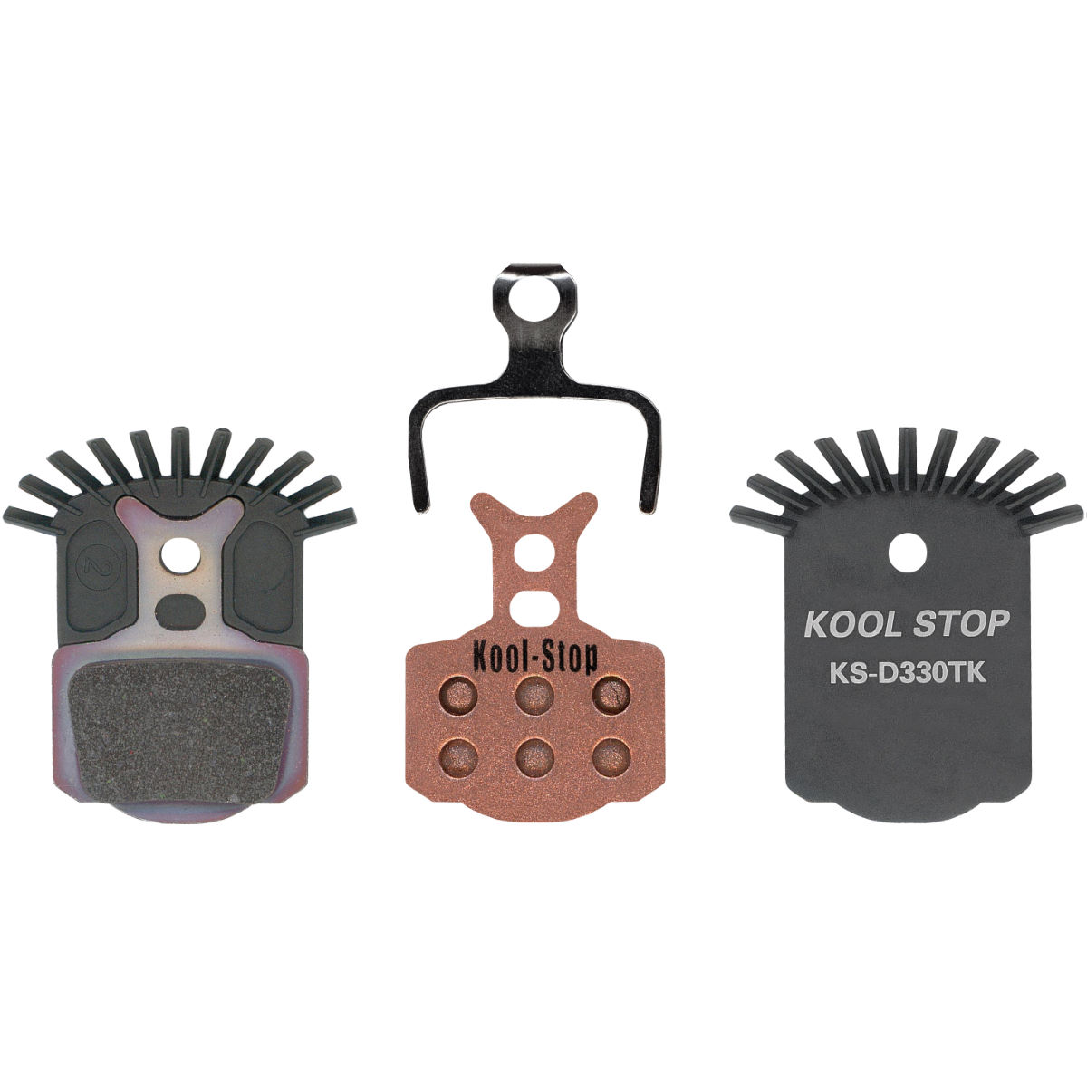 Kool Stop Kool Stop D330T replacement AERO PRO Brake Pads   Disc Brake Pads