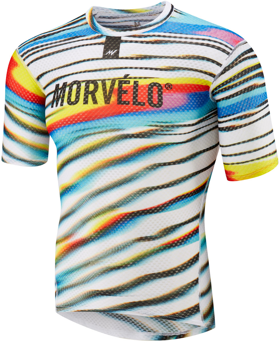 Morvelo Melt Short Sleeve Baselayer | item_misc