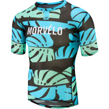 Morvelo Paradice Short Sleeve Baselayer