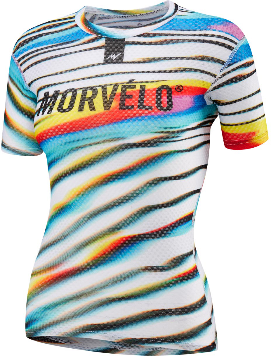 Morvelo Women's Melt Short Sleeve Baselayer | Trøjer