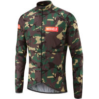Morvelo Aegis Camo Packable Windproof Jacket