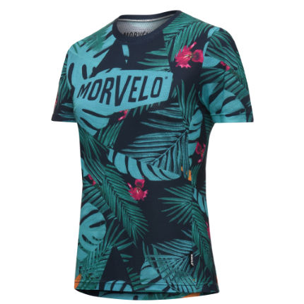 Morvelo Exclusive Women's Back Country Short Sleeve MTB Je