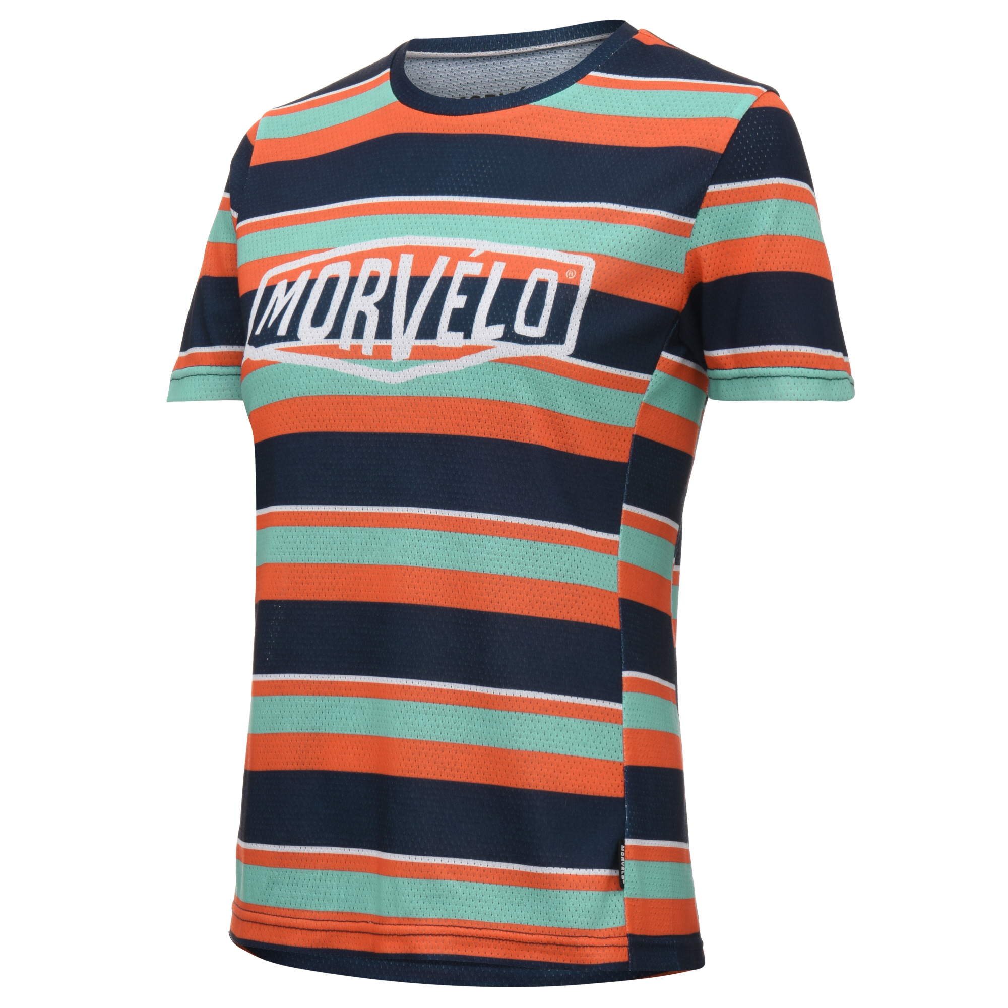 Morvelo Exclusive Women's Band Short Sleeve MTB Jersey | Trøjer