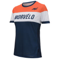 Morvelo Exclusive Womens Fuel Short Sleeve MTB Jersey