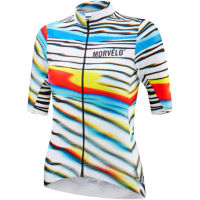 Morvelo Womens Melt NTH Series Short Sleeve Jersey
