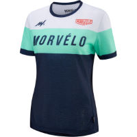 Morvelo Womens Slide Short Sleeve MTB Jersey