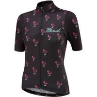 Morvelo Womens Blue Tile Standard Short Sleeve Jersey