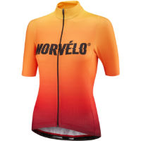 Morvelo Womens Fire Standard Short Sleeve Jersey